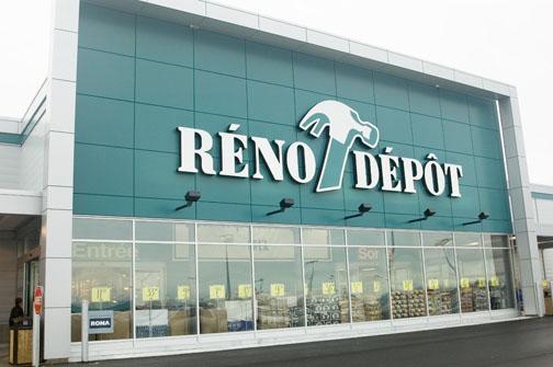 About réno dépôt